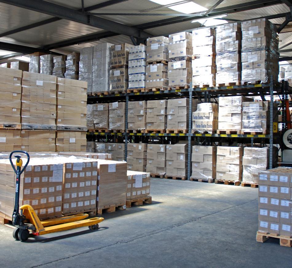 Автоматизация склада на базе RFID – верное решение