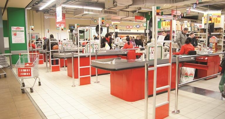 антикражные системы в супермаркете
