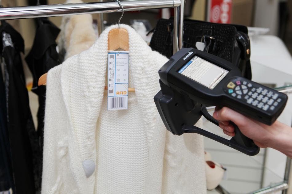Технология RFID в розничной торговле
