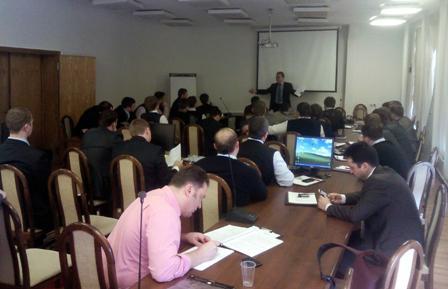 Ежегодная зимняя конференция руководителей компании АНТИвор
