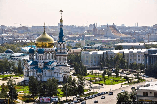 Открытие офиса в Омске