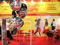 АНТИвор на международной выставке «МОЛЛ» в ЦВК «Экспоцентр» в Москве