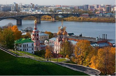 Открытие офиса в Нижнем Новгороде