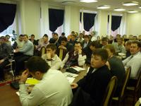 Зимняя конференция руководителей офисов АНТИвор