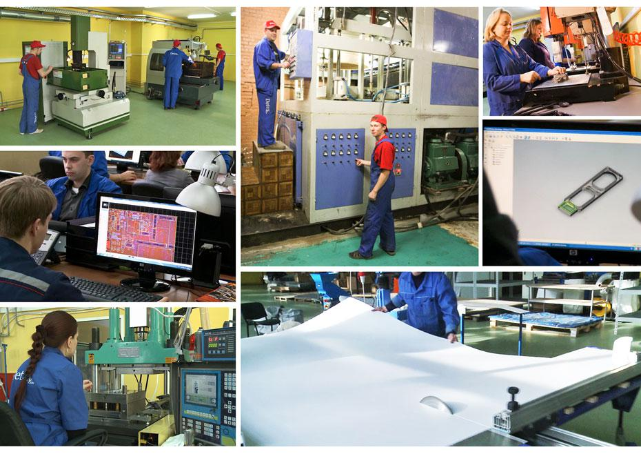 Новый завод Detex Line европейского уровня!