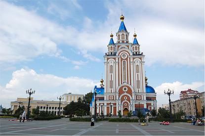 Открытие офиса в Хабаровске