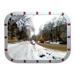 Уличное зеркало, 800х1000 мм