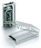 Защитная коробка предназначена специально для защиты бритв, а также других небольших товаров.