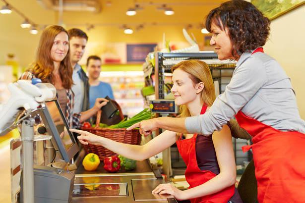 Покупатели и персонал воруют одинаково много