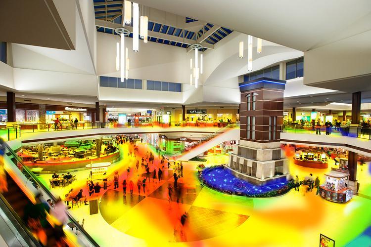Новое решение в области подсчета посетителей для торговых центров и магазинов с большой торговой площадью — Rstat Navigator