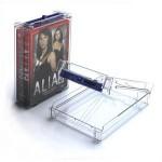Защитная коробка для 3 DVD-дисков